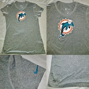 Nike NFL Miami Dolphins Football Training Jersey